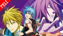 Kuroko no Basket Movie 2: Winter Cup Soushuuhen – Namida no Saki e [Sub Español] [Mega] [01/01]