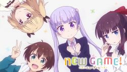 New Game!! [Sub Español] [Mega] [12/12]