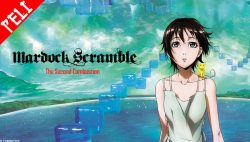 Mardock Scramble: The Second Combustion [Sub Español] [Mega] [01/01]